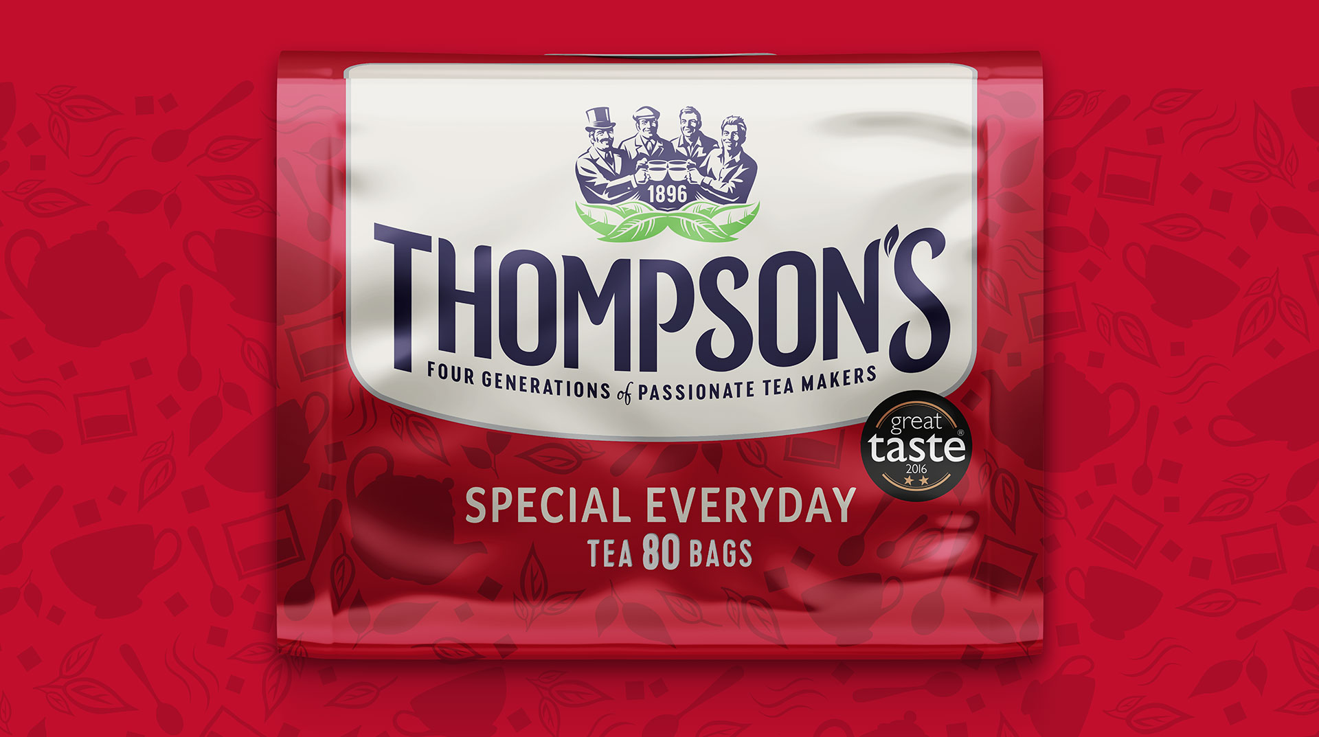 THOMPSON'S TEA