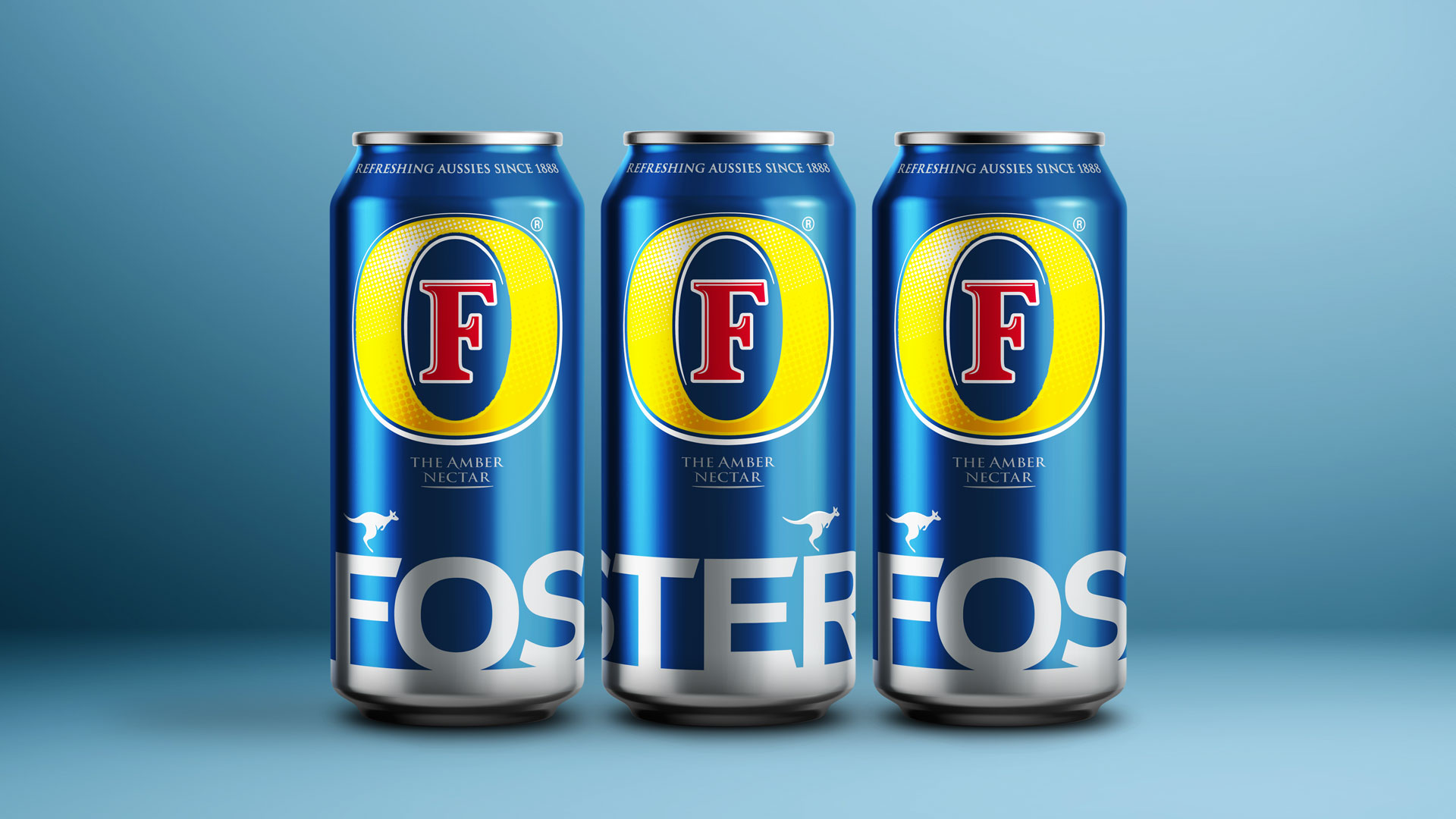 Foster's Can Design