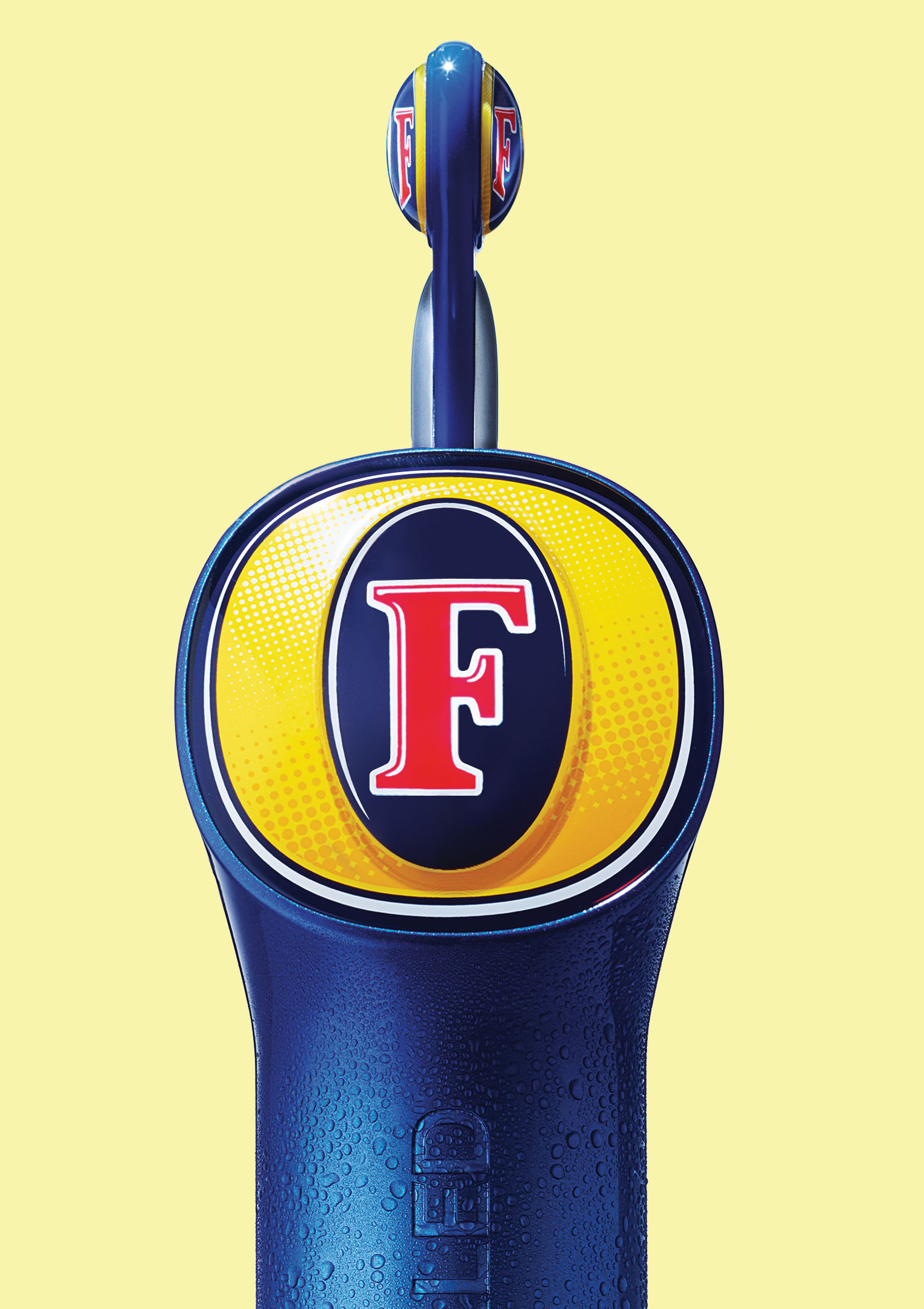 Foster's Beer Pump Design