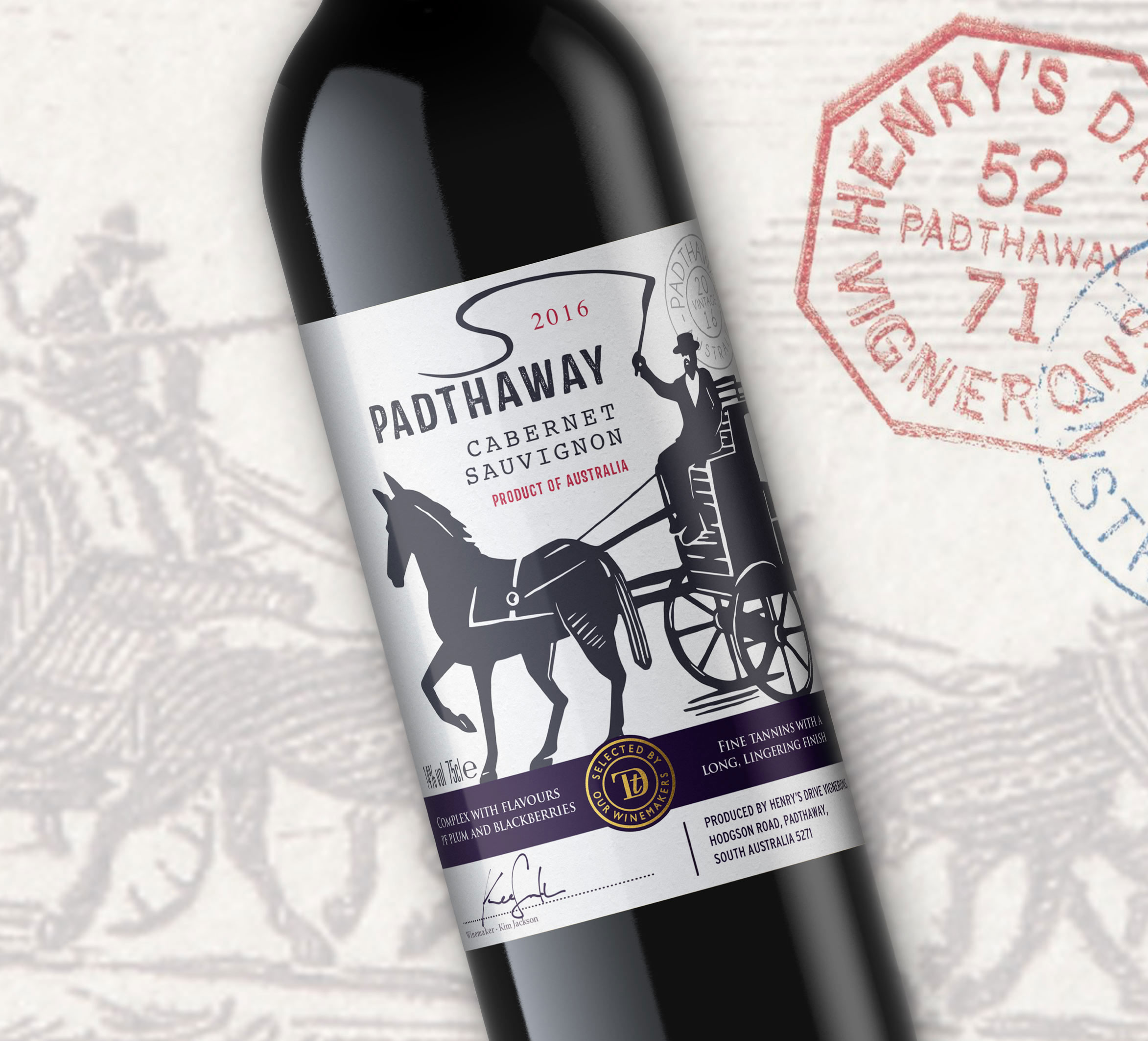 Sainsbury's Taste the Difference - Merlot