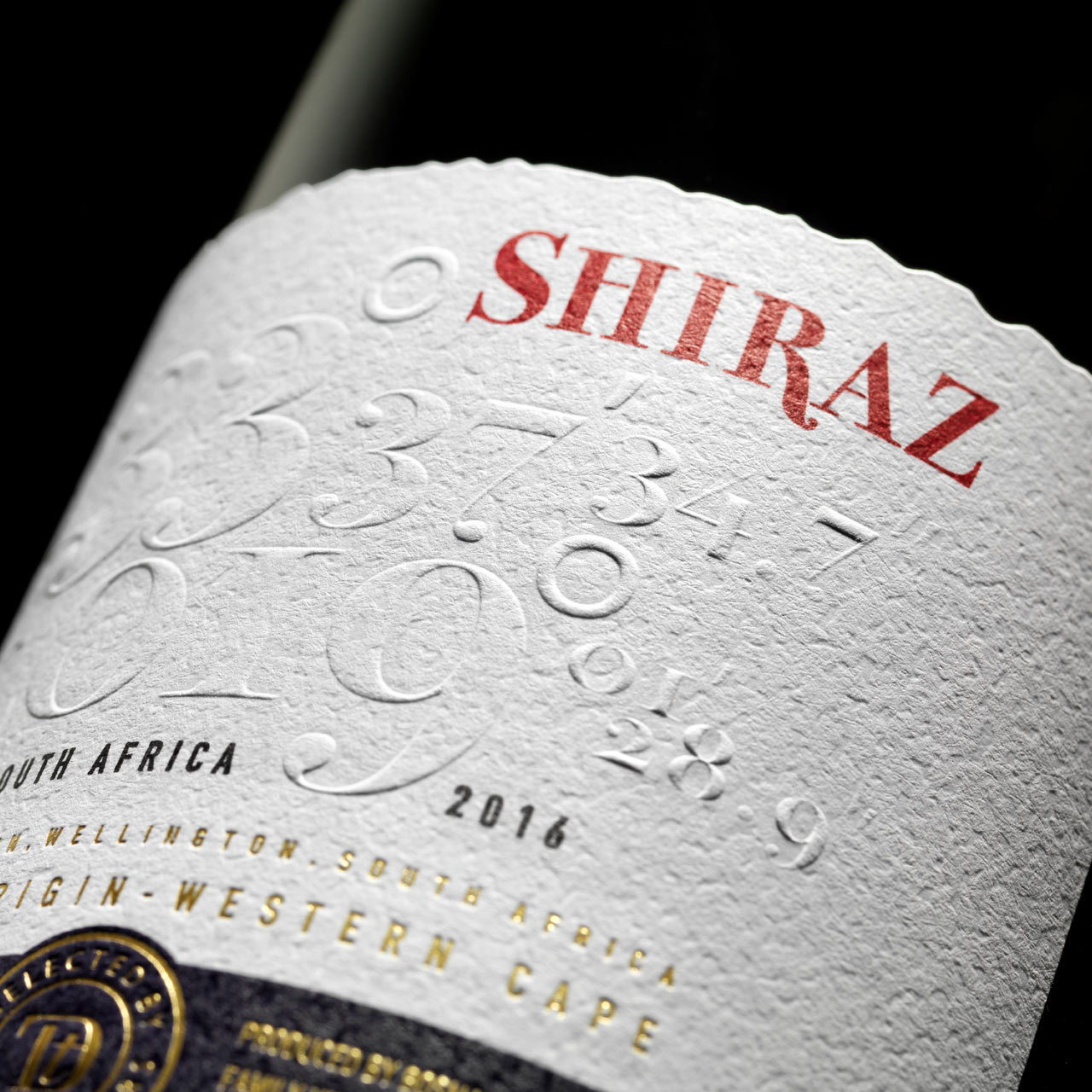 Sainsbury's Taste the Difference - Shiraz