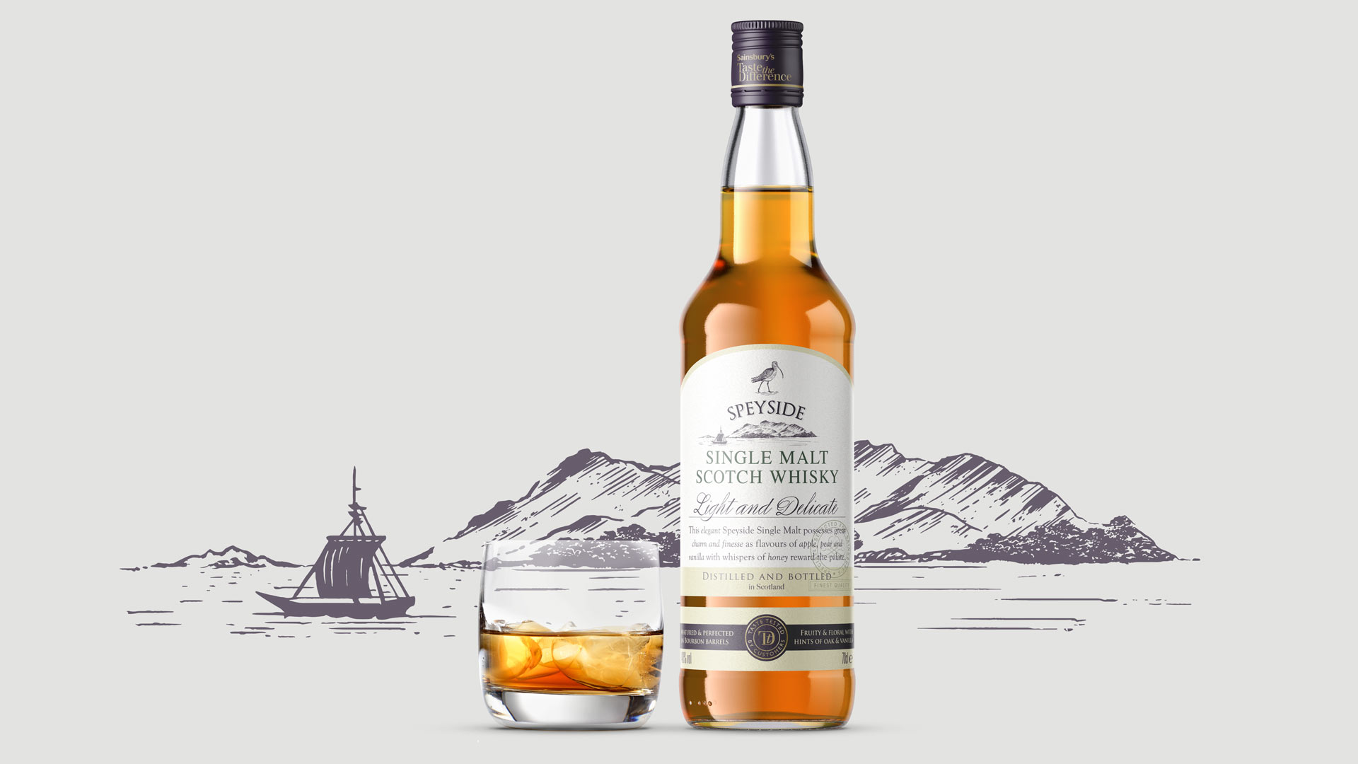 Sainsbury's - Scotch Whisky