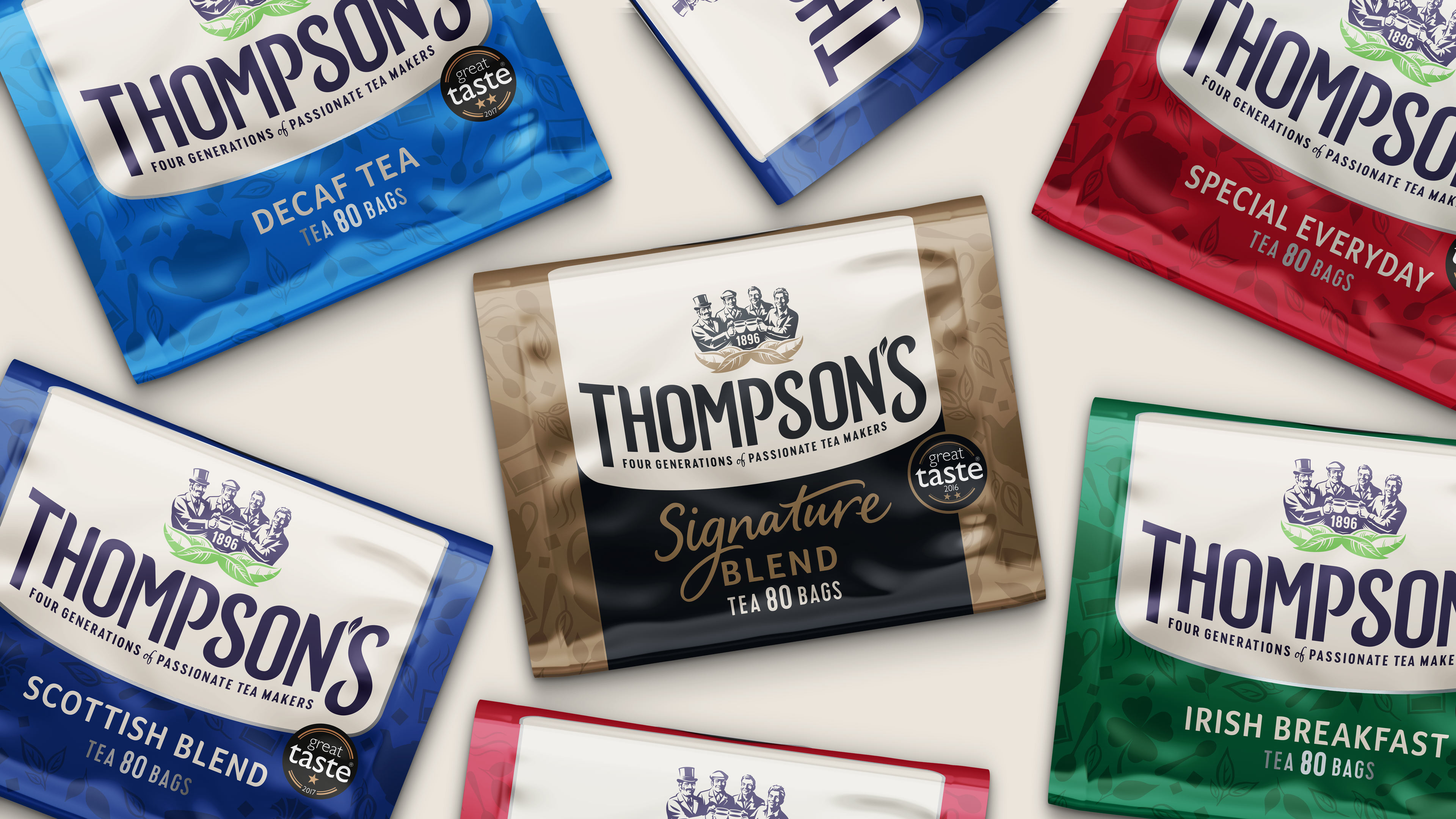 Thompson's - BrandMe